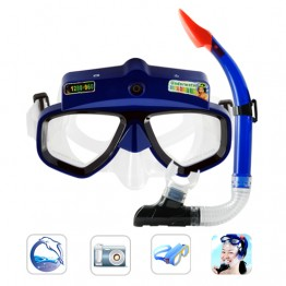 Underwater Scuba Mask Camera 4GB